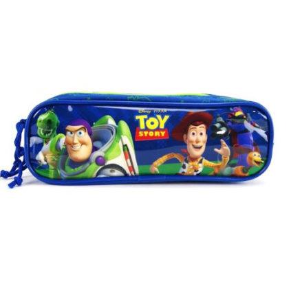 Estojo Escolar Duplo Toy Story