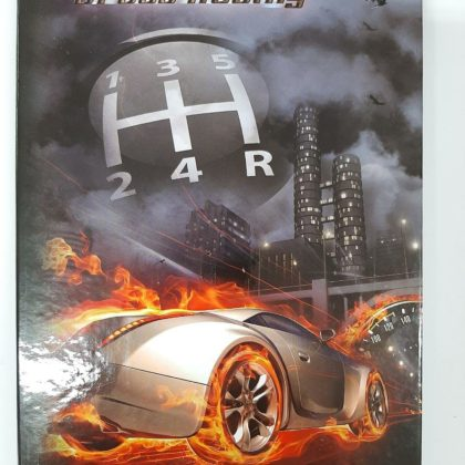 Caderno Brochura 96 fls Cross Racing